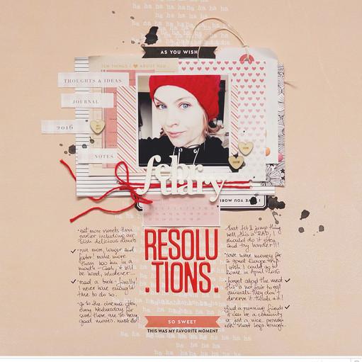 February resolutions original