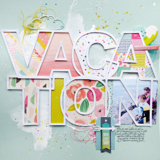 Vacation by paige evans original