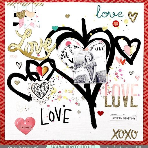 Christin gronnslett   love love love hip kit club  01 original