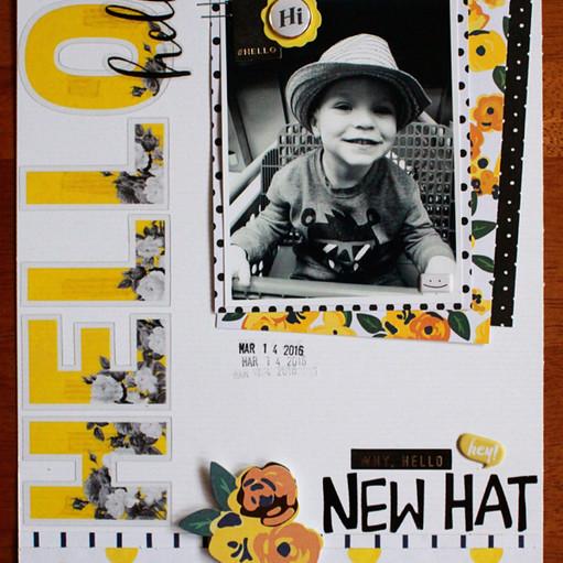 New hat emilyspahn original