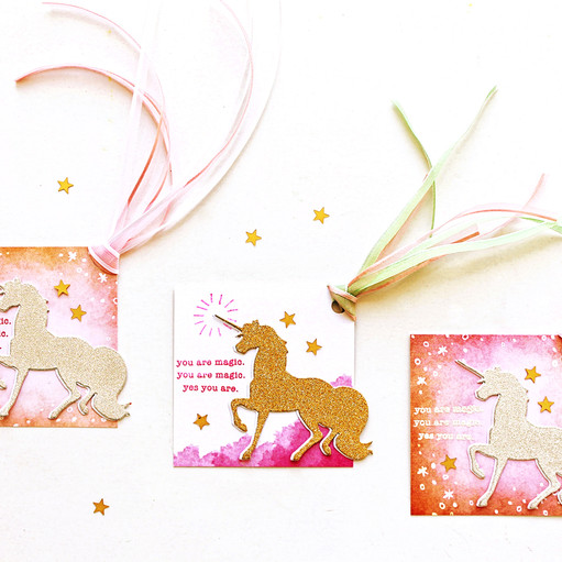 Three unicorns original