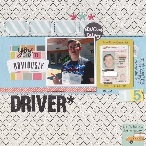 Driver 0001 original