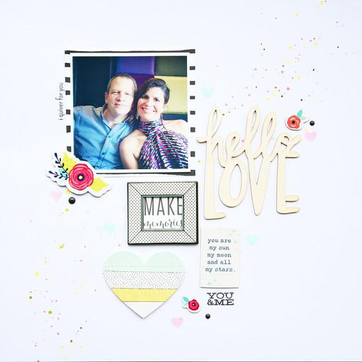 Hello love 1 original