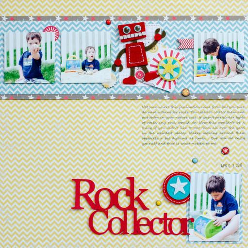 Rock collector original
