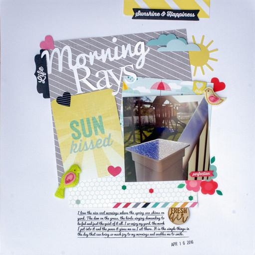 Morning rays original