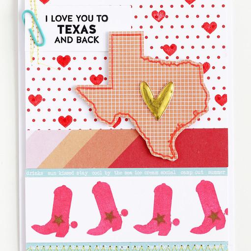 Texas finished original