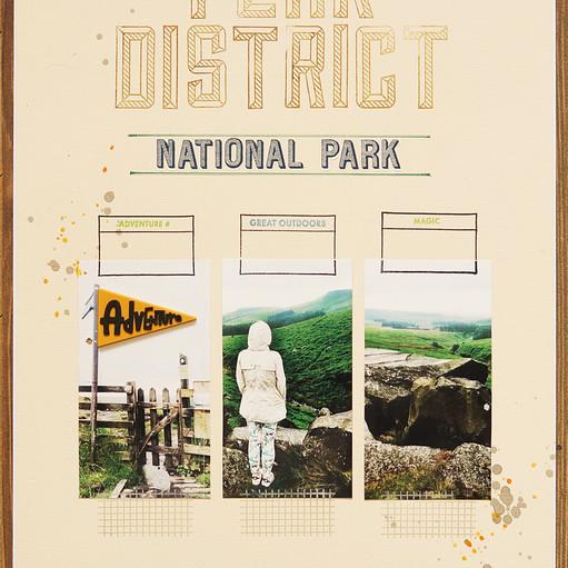 Peak district original