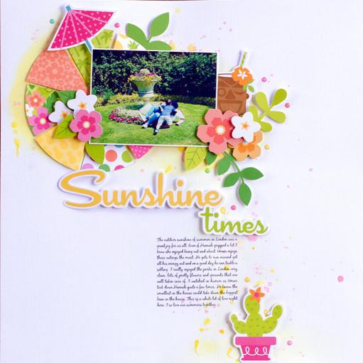 Sunshie times original