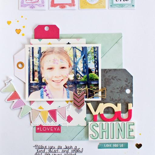 You shine 1 original