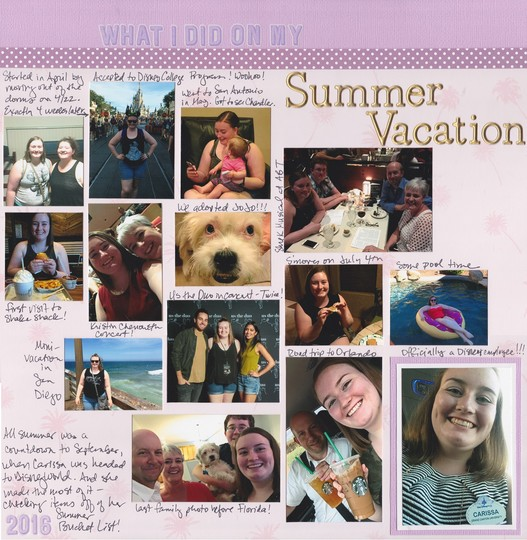 What i did on my summer vacation 0001 original