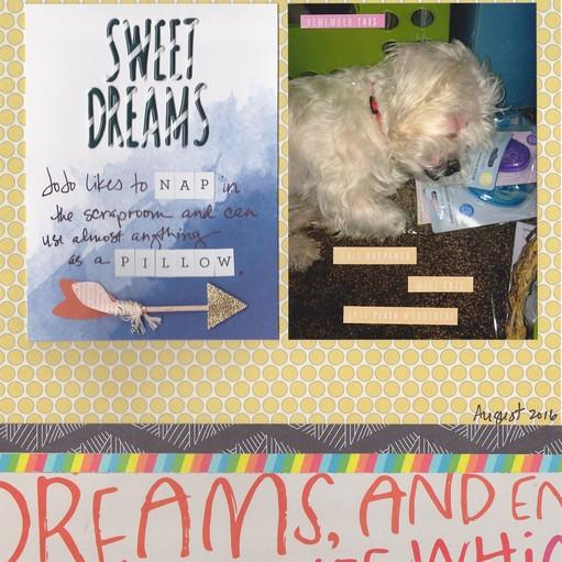 Sweet dreams 0001 original