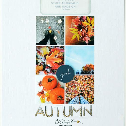 Autumn sc sonnet original