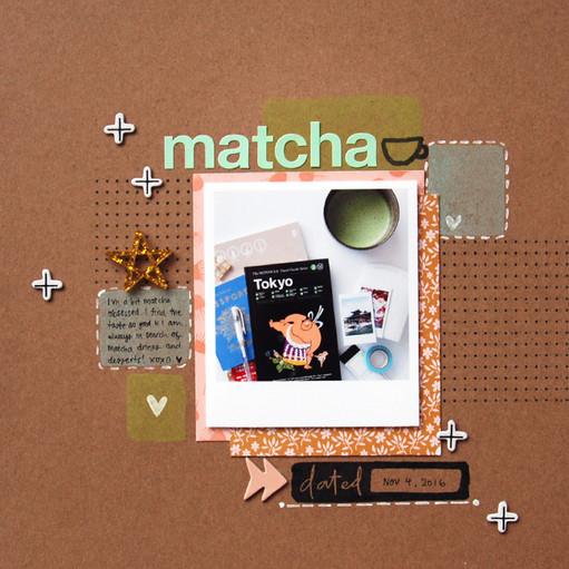 Matcha01 original