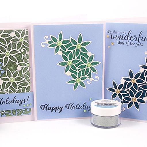 Sannalippert microfineglitterchristmascards full1 original
