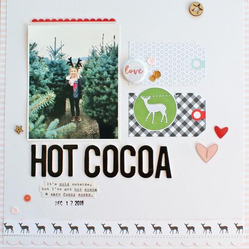 Hot cocoa original