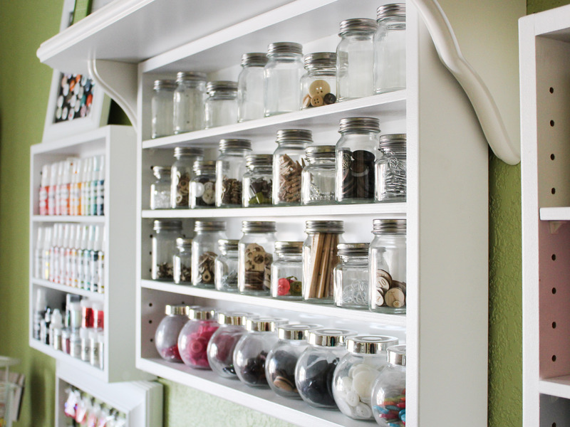 Beautiful Card Making Storage Ideas Part - 3: Youu0027ve Got To Take A Look At The Fabulous Craft Storage Ideas Over At  Studio Calico - So Many Great Ways Of Keeping Your Stash Sorted U0026 Stored!