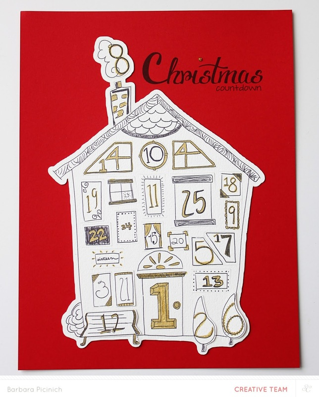 Advent Calendar Design Your Own : Create your own advent calendar with the free