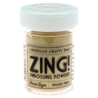 Brown sugar zing