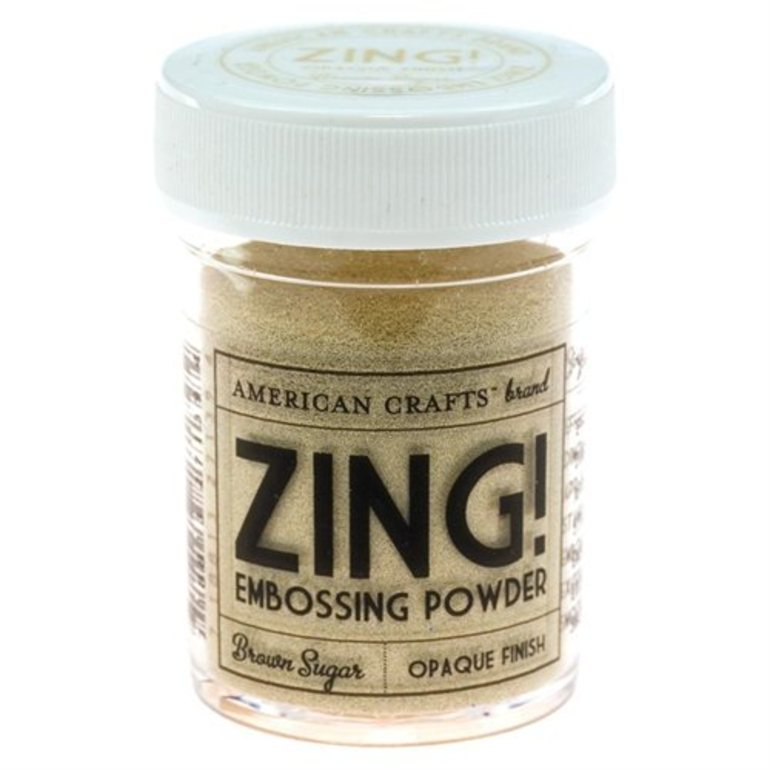 Brown sugar zing