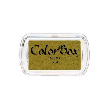 Colorbox metallic ink gold 8092
