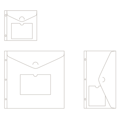 93708 pl   envelope pages   variety pack