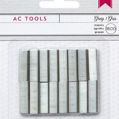Mini stapler refill