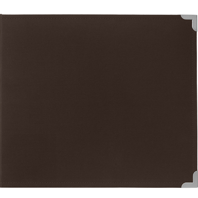 Pl 12x12 cloth album   cinnamon