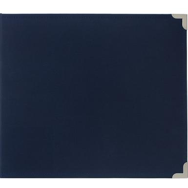 Pl 12x12 cloth album   cobalt