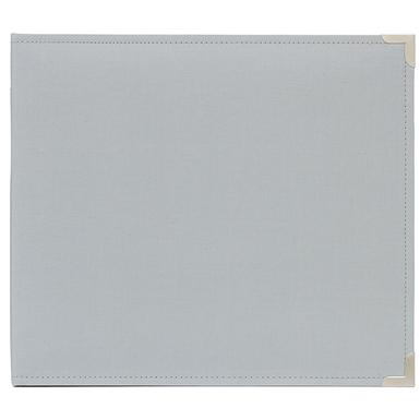 Pl 12x12 cloth album   grey