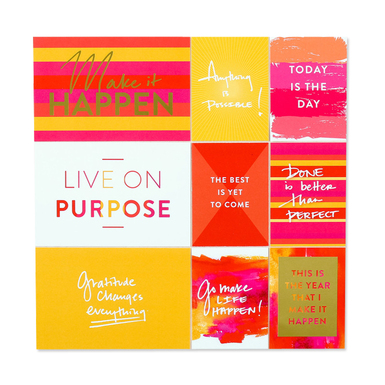 Make things happen cards