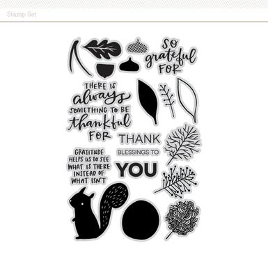 Gratitude die image 1