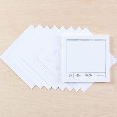 6x6 paper pad   image 1