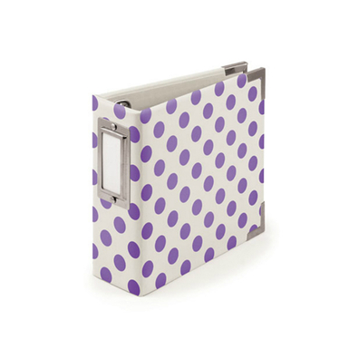 4x4 albums   neon purple   image 1