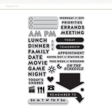 0057660 everyday stamp set(770x770)