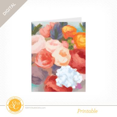 Sc brimfield card floral preview