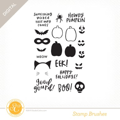 Sc brimfield stamps halloween preview