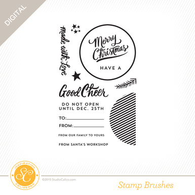 Sc winkwink stamp ornament preview
