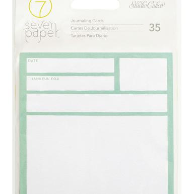 332611 sc sevenpaper journalingcards