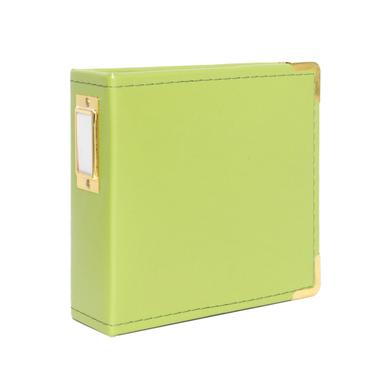 332519 sc sevenpaper albums green 4x4