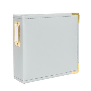 332520 sc sevenpaper albums gray 4x4