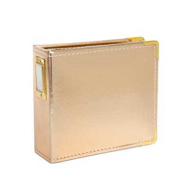 332521 sc sevenpaper albums gold 4x4