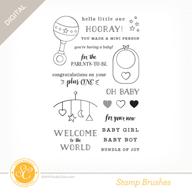 Sc savannah stamp baby preview