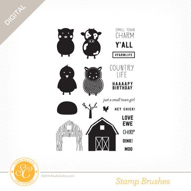Sc homespun stamp barn preview