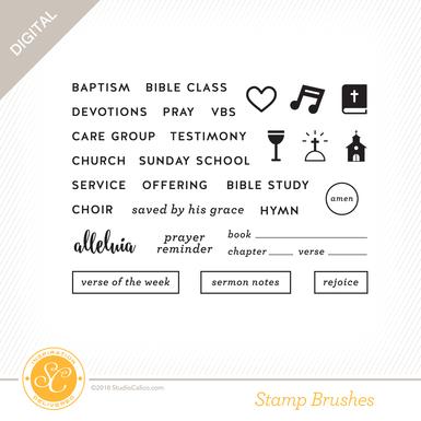 Sc homespun stamp bible preview