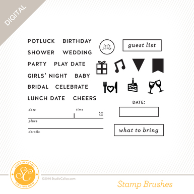 Sc filmclub stamps parties preview