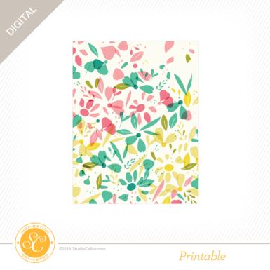 27489 sc youngatheart  card floral preview