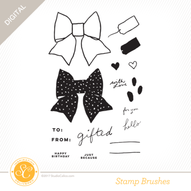 29468 sc romanholiday stamps bow preview