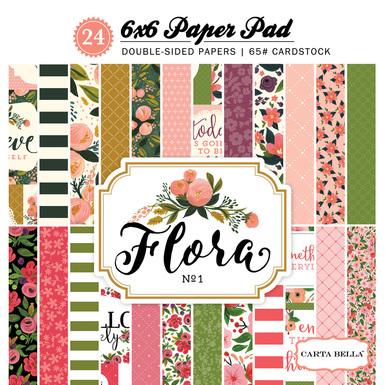 Cbfl62015 flora 6x6 paperpad cover