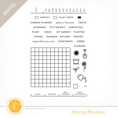 29708 sc confidant stamps garden planner preview