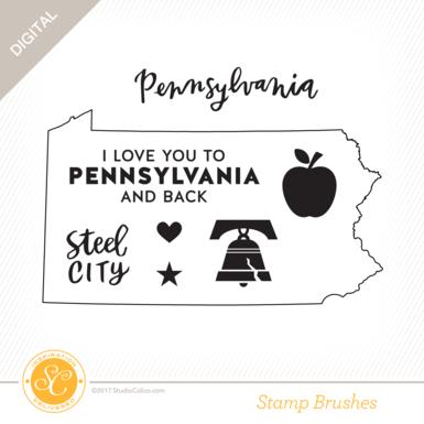 29711 sc confidant stamps i love pennsylvania preview